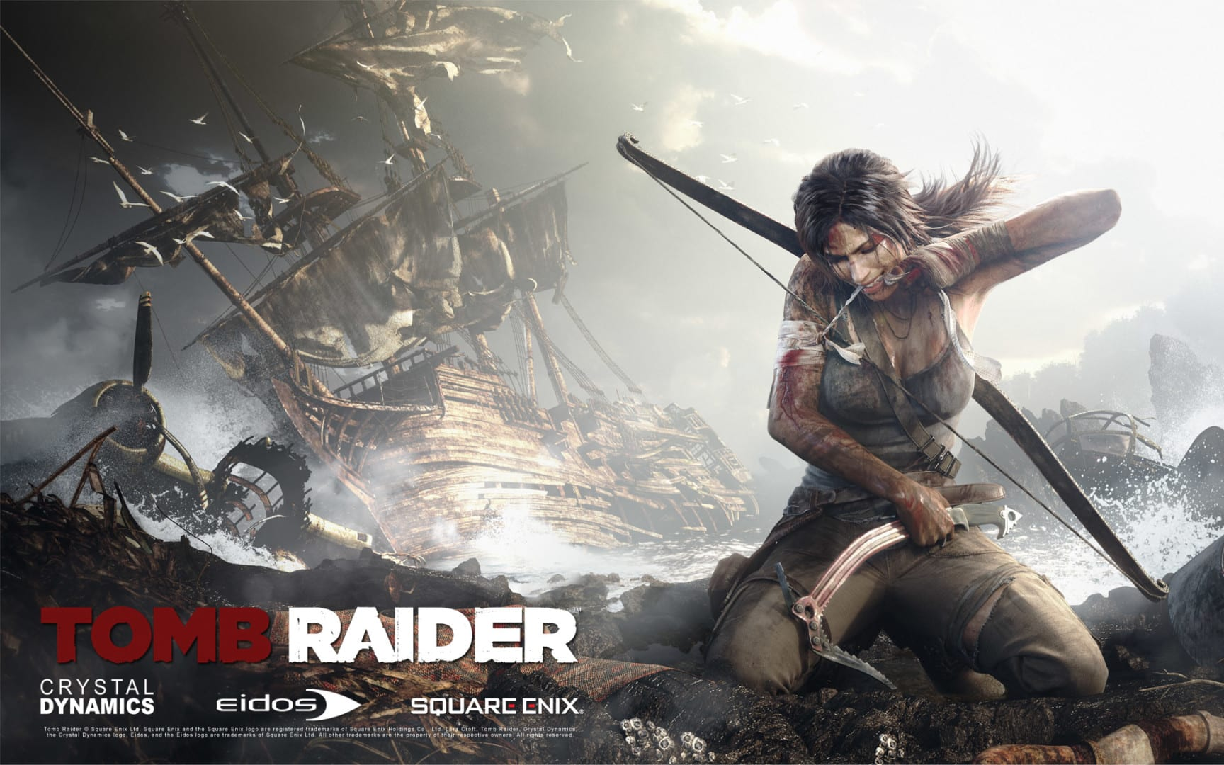 2012 tomb raider game wide