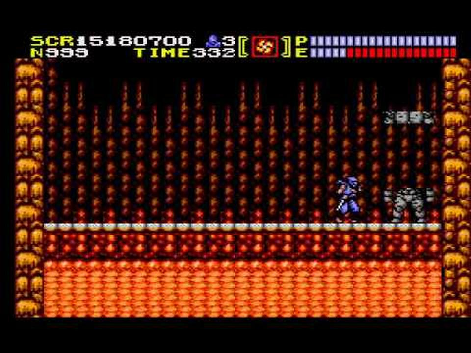 Bosses are pretty tame,  especially by Ninja Gaiden standards.