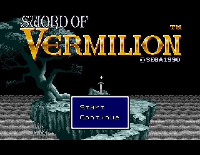 Oh!  And the title screen looks pretty cool.