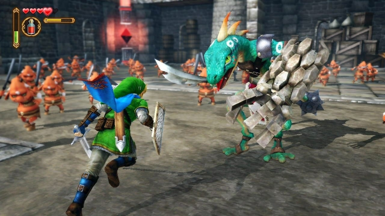 A Release Date And New Details For Hyrule Warriors Has Been Announced Gameluster