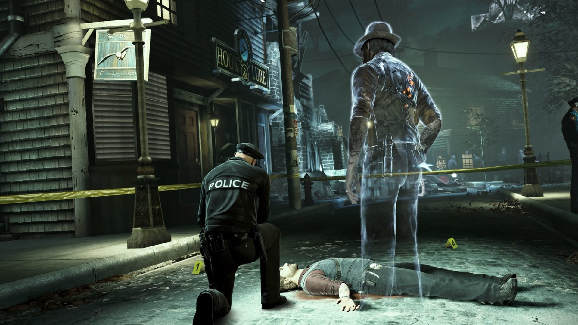 Murdered Soul Suspect Dead
