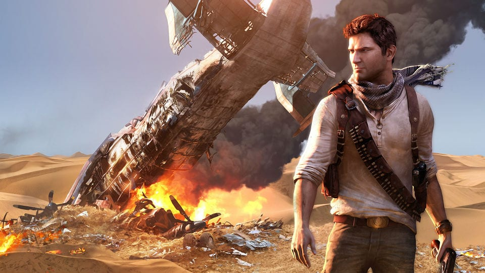Uncharted The Nathan Drake Collection Uncharted 3
