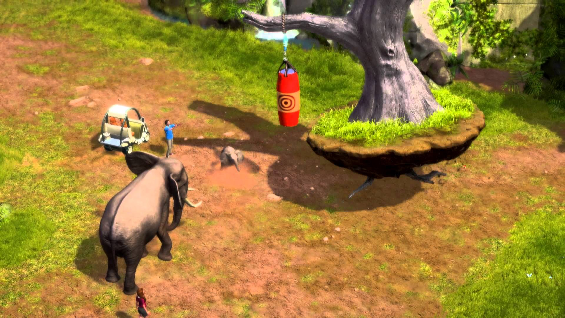 Zoo Tycoon review 1