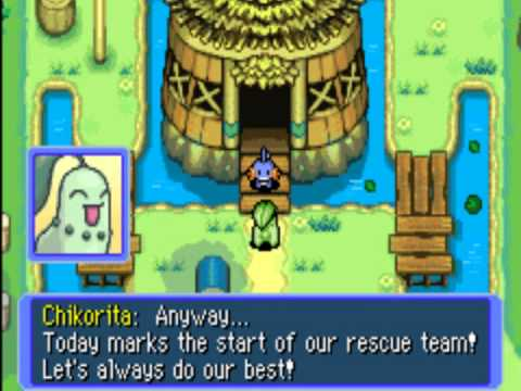 Pokemon Mystery Dungeon Blue Rescue Team review 2
