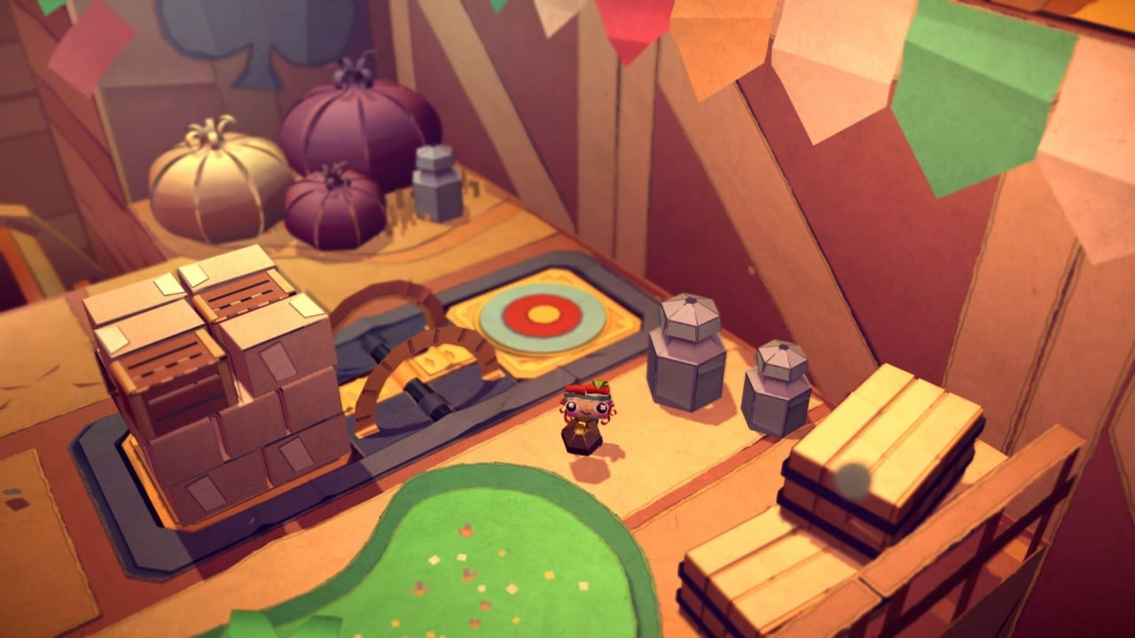 Tearaway Unfolded review 1