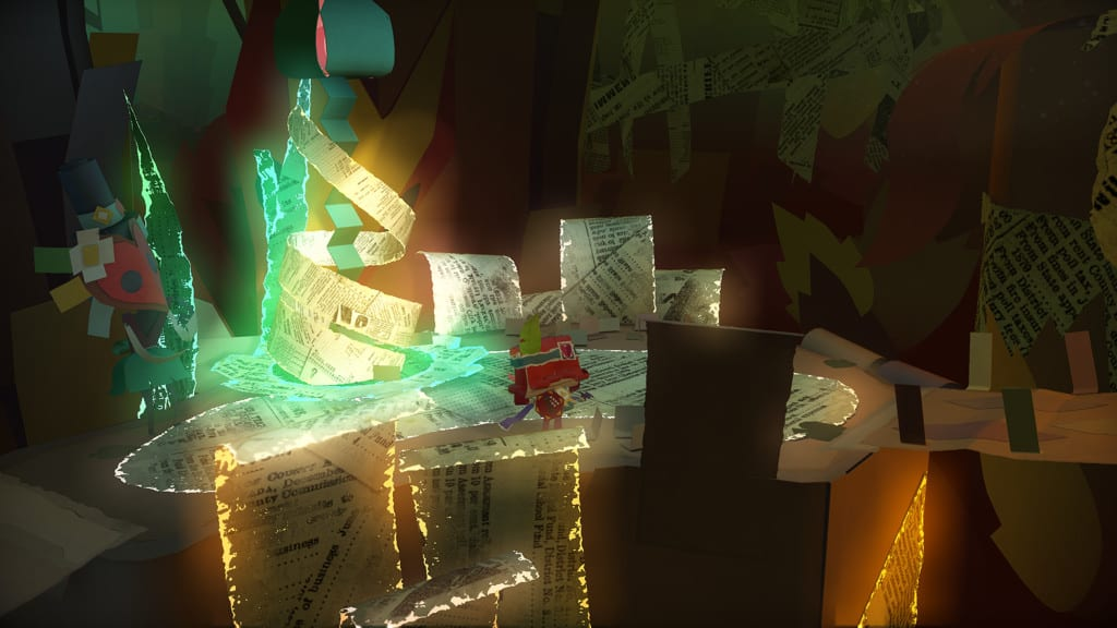 Tearaway Unfolded review 3