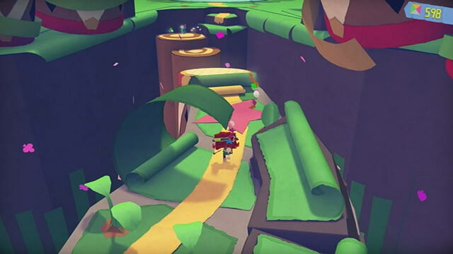 Tearaway Unfolded review 4