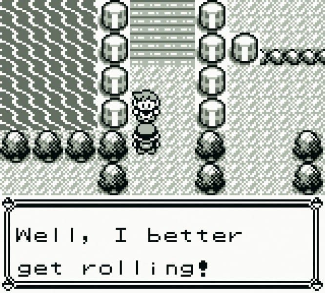 Pokemon Red and Blue review 2