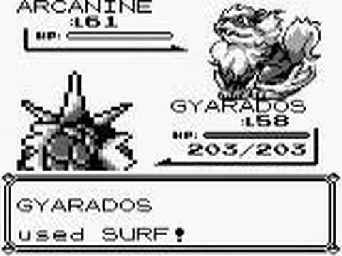 Pokemon Red and Blue review 4