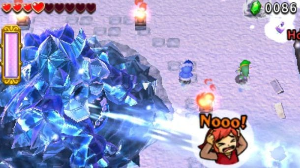 The Legend of Zelda Tri Force Heroes review 4