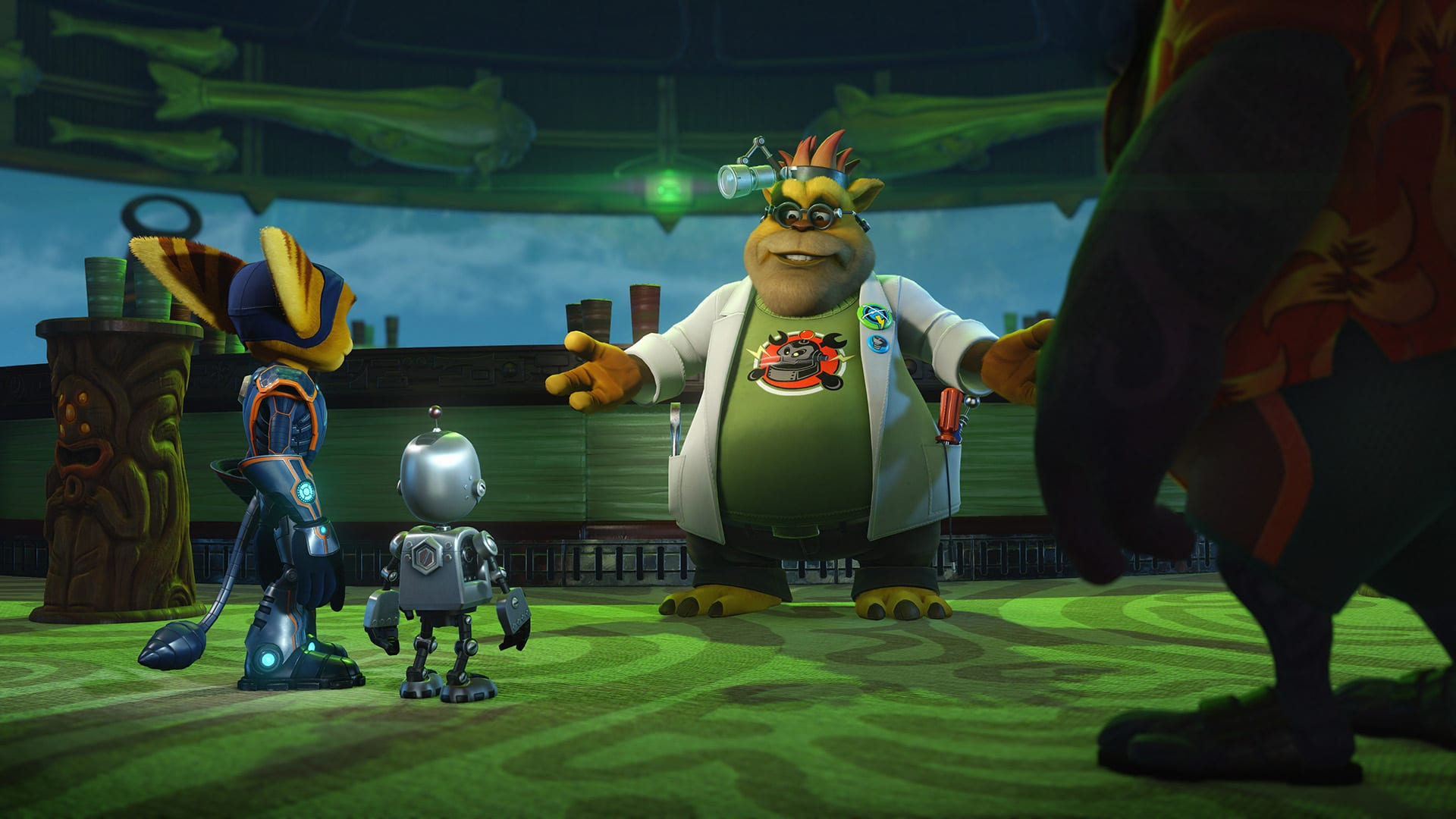 Ratchet and Clank 2016 review 3