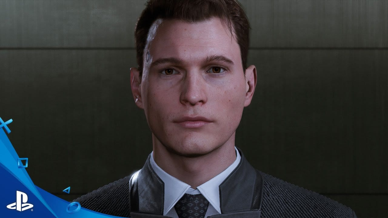 Detroit Become Human Conner