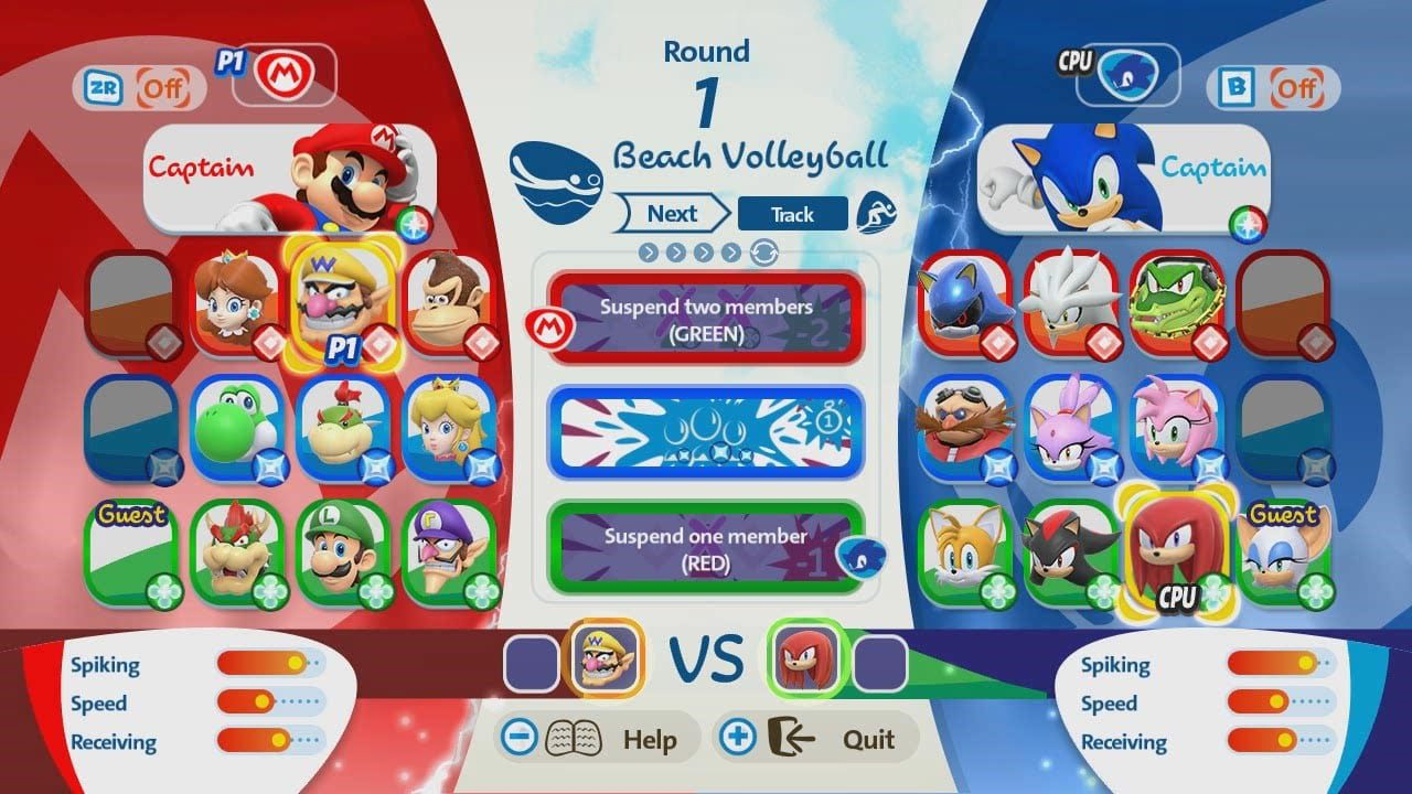 Mario and Sonic at the Rio 2016 Olympic Games review 1