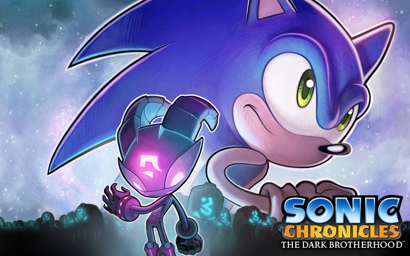 Sonic Chronicles The Dark Brotherhood