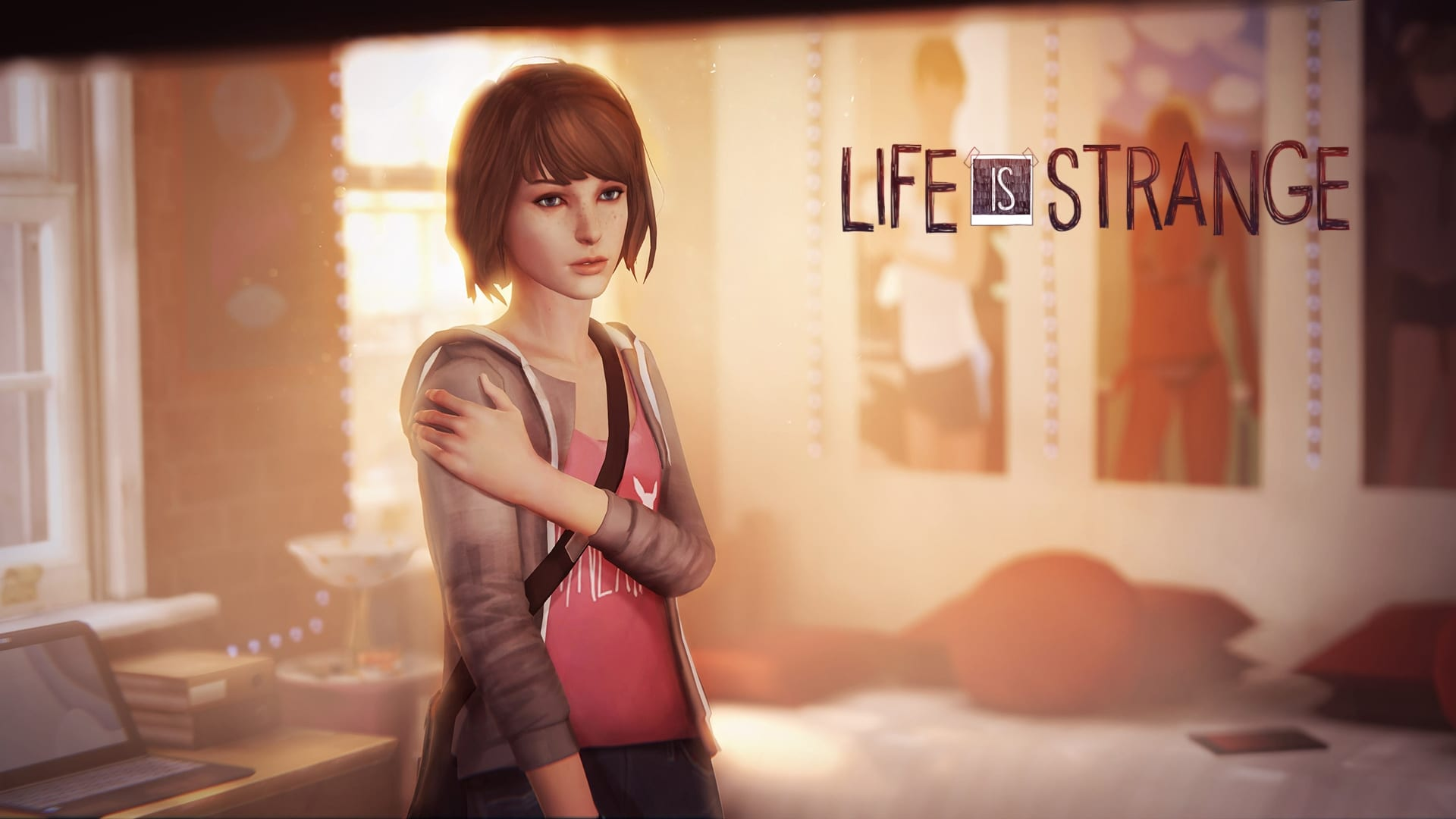 Life is Strange Max and title