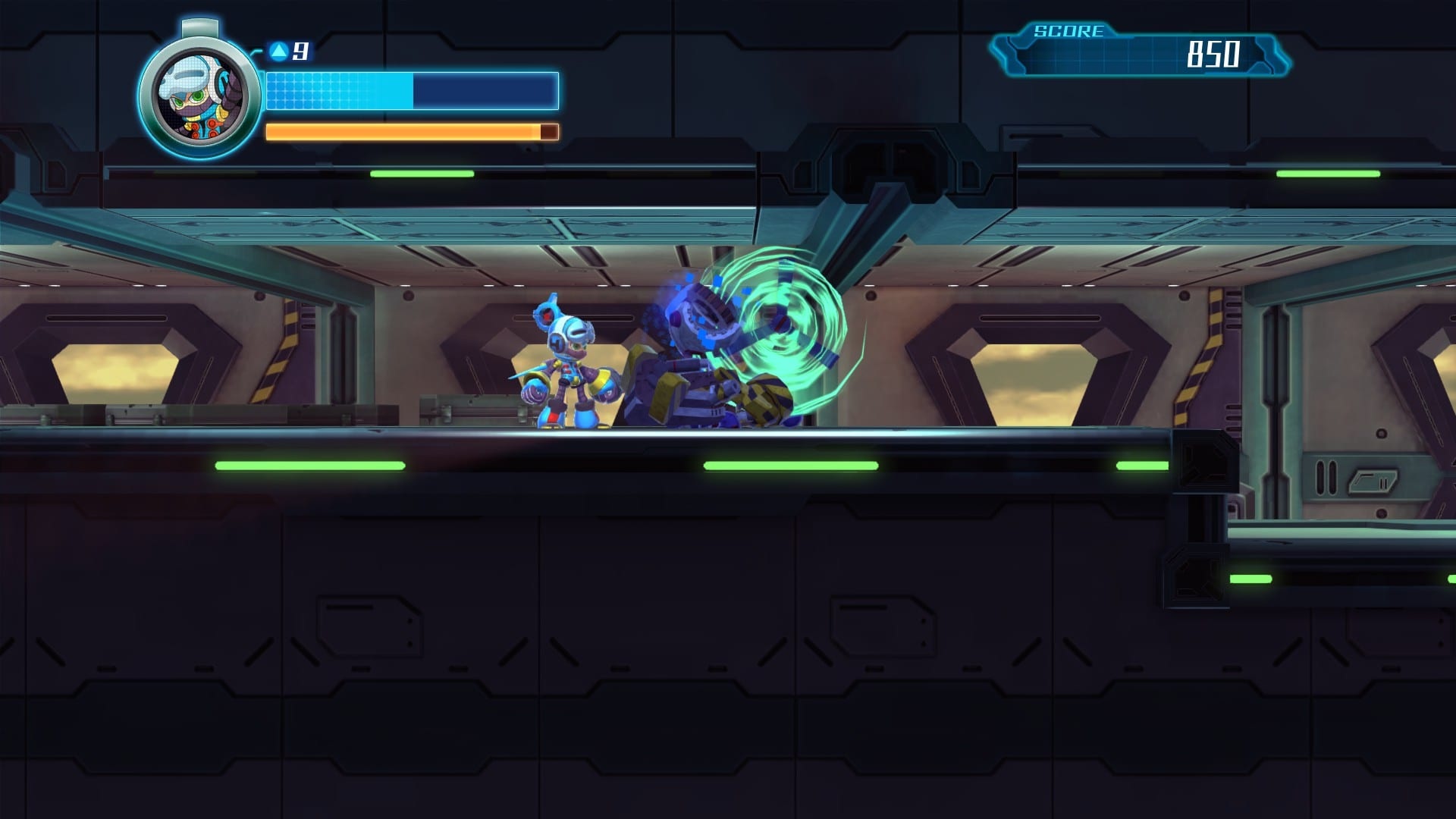 Mighty No. 9 review 2
