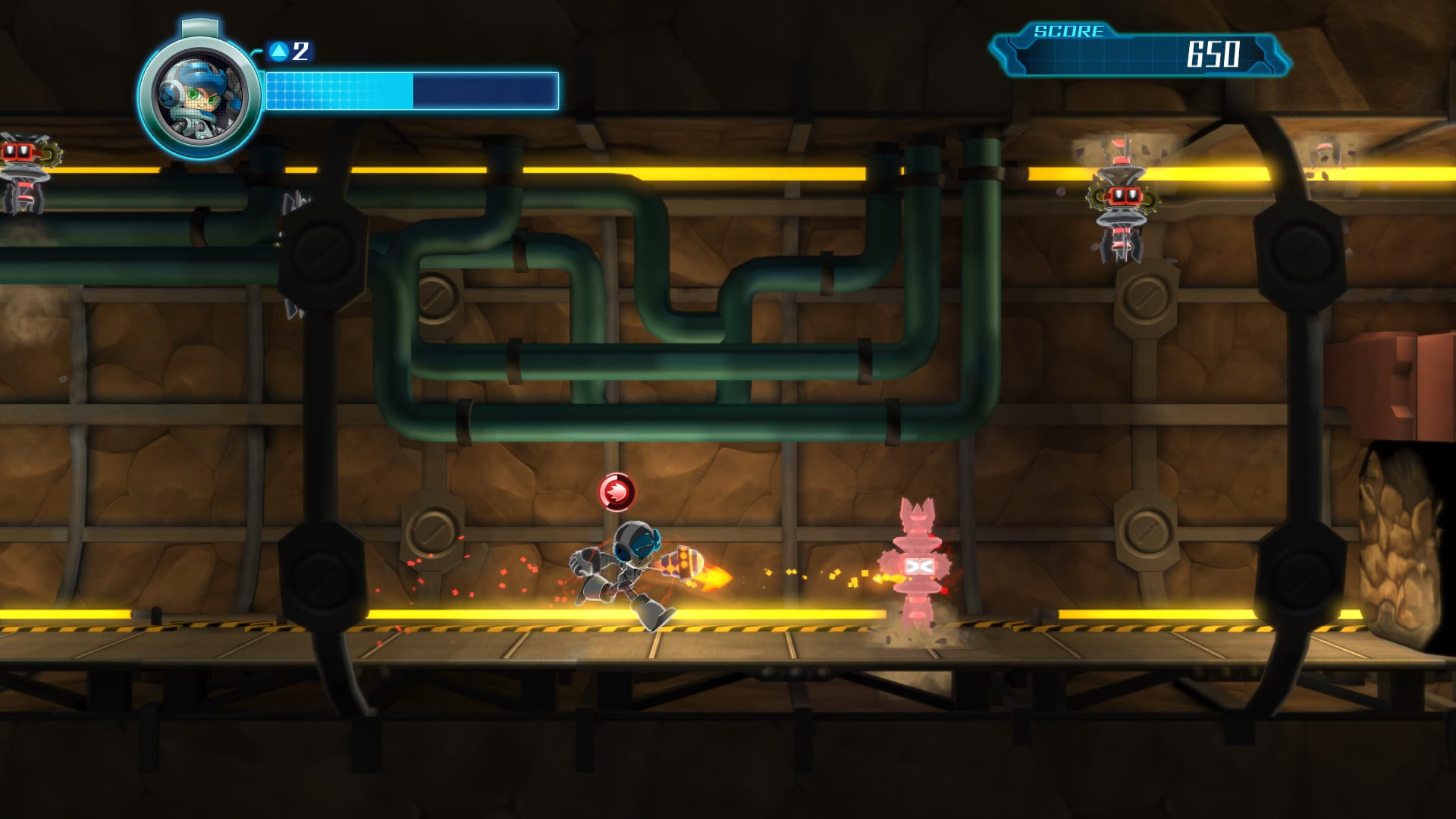 Mighty No. 9 review 3