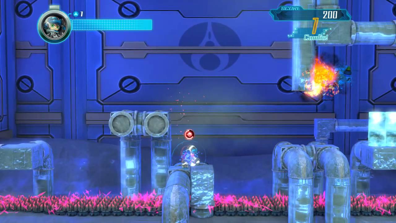 Mighty No. 9 review 4