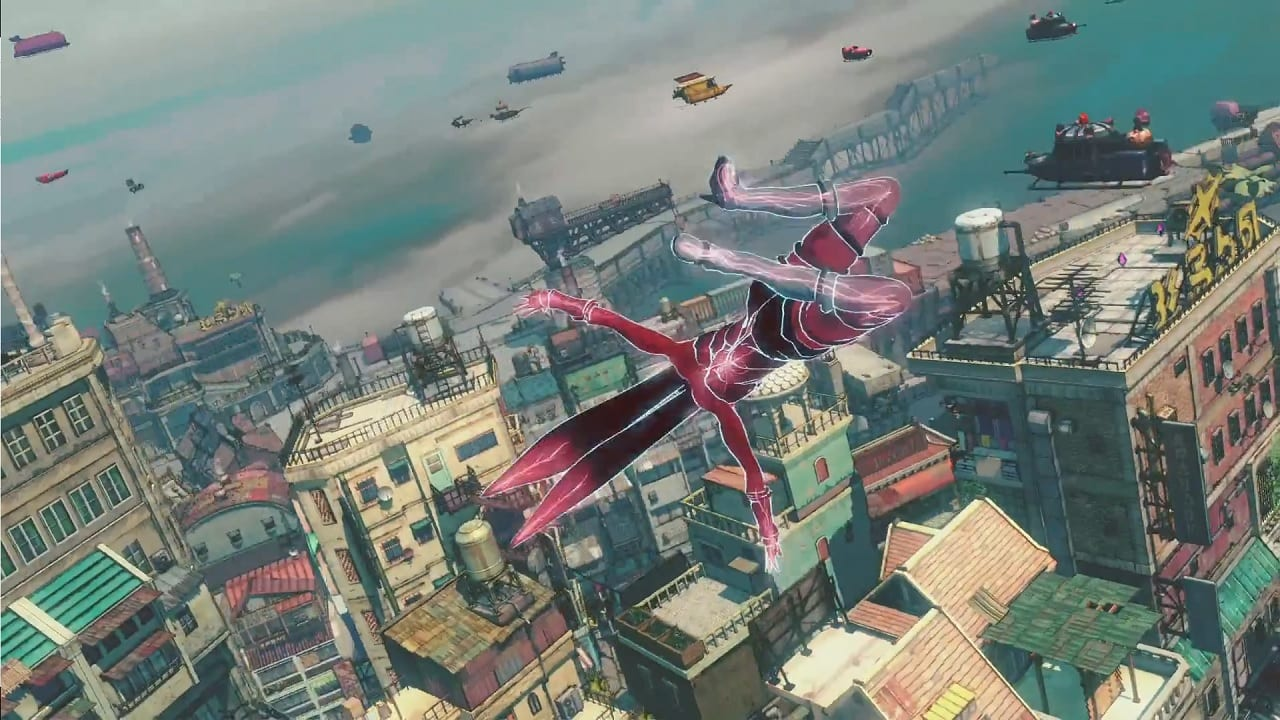 Gravity Rush 2 review 1