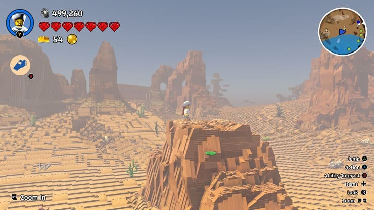 Lego Worlds review three