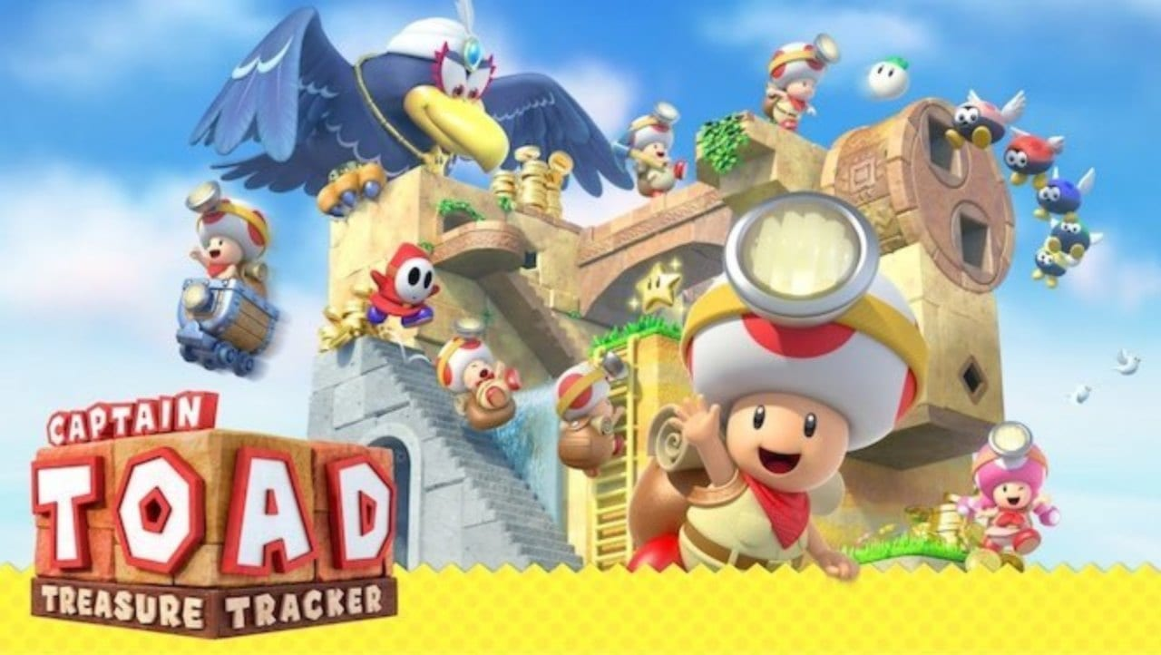 Captain Toad's Treasure Tracker