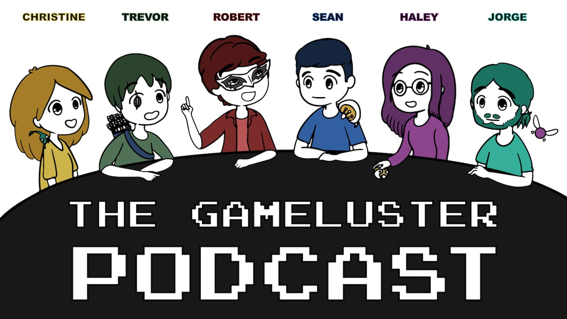 The GameLuster Podcast