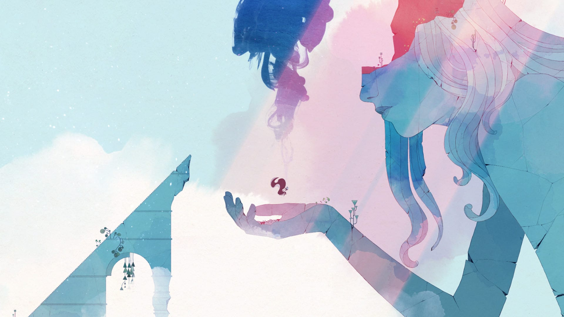 Gris screenshot