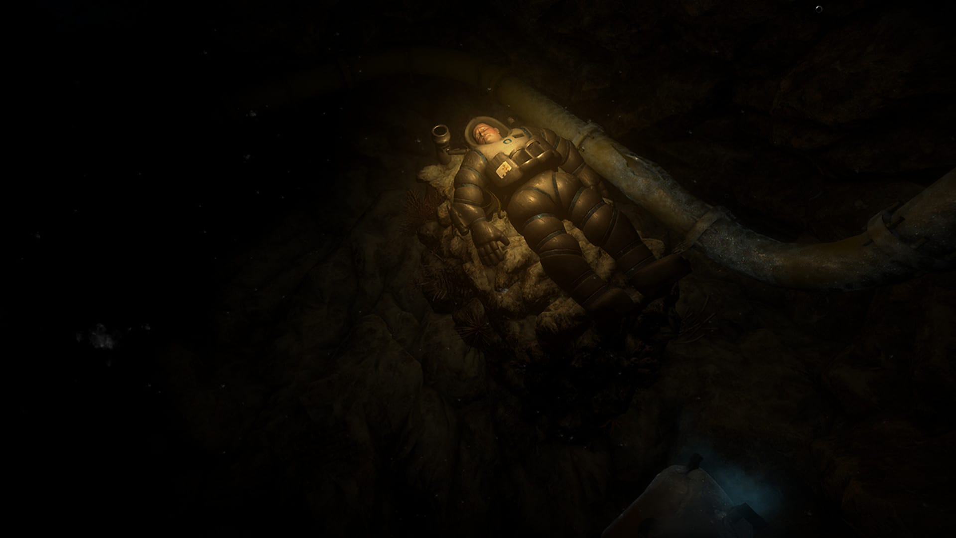 Narcosis review, screen 3