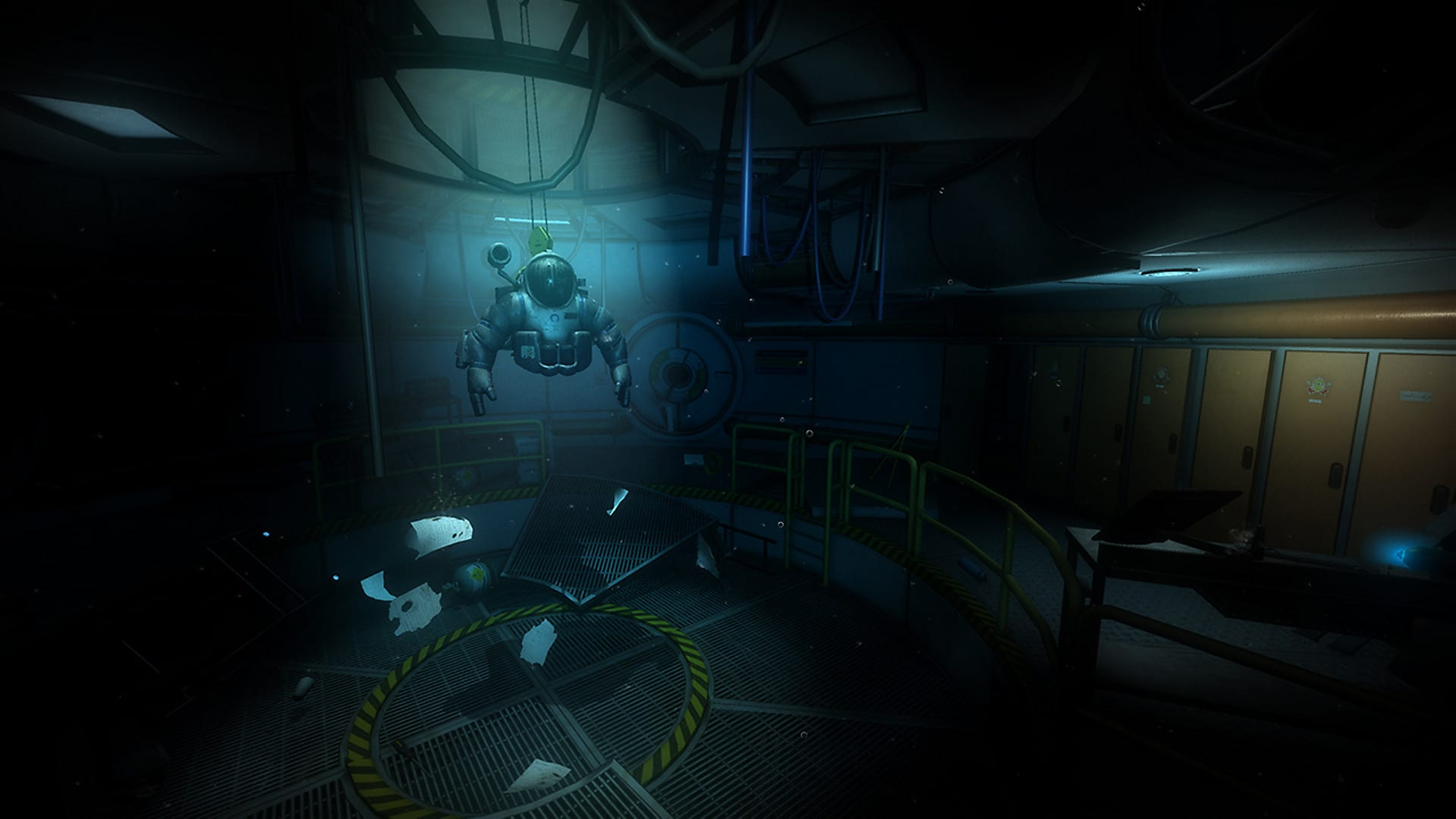 Narcosis review, screen 5
