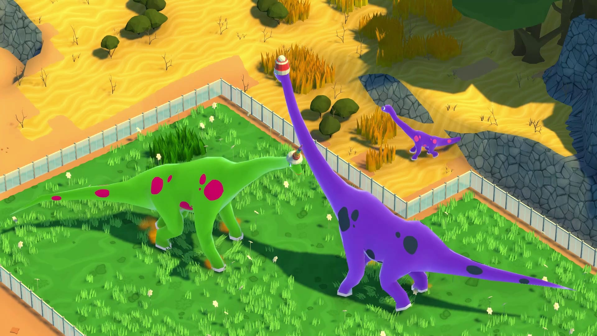 Parkasaurus screenshot 1