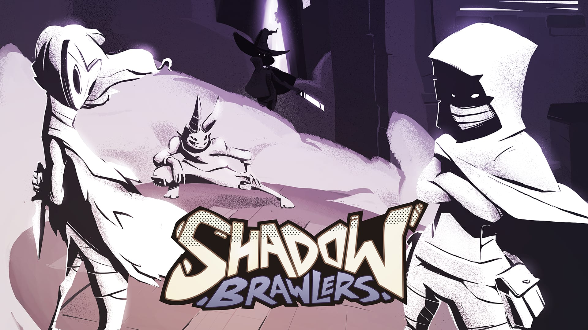 Shadow Brawlers, concept art
