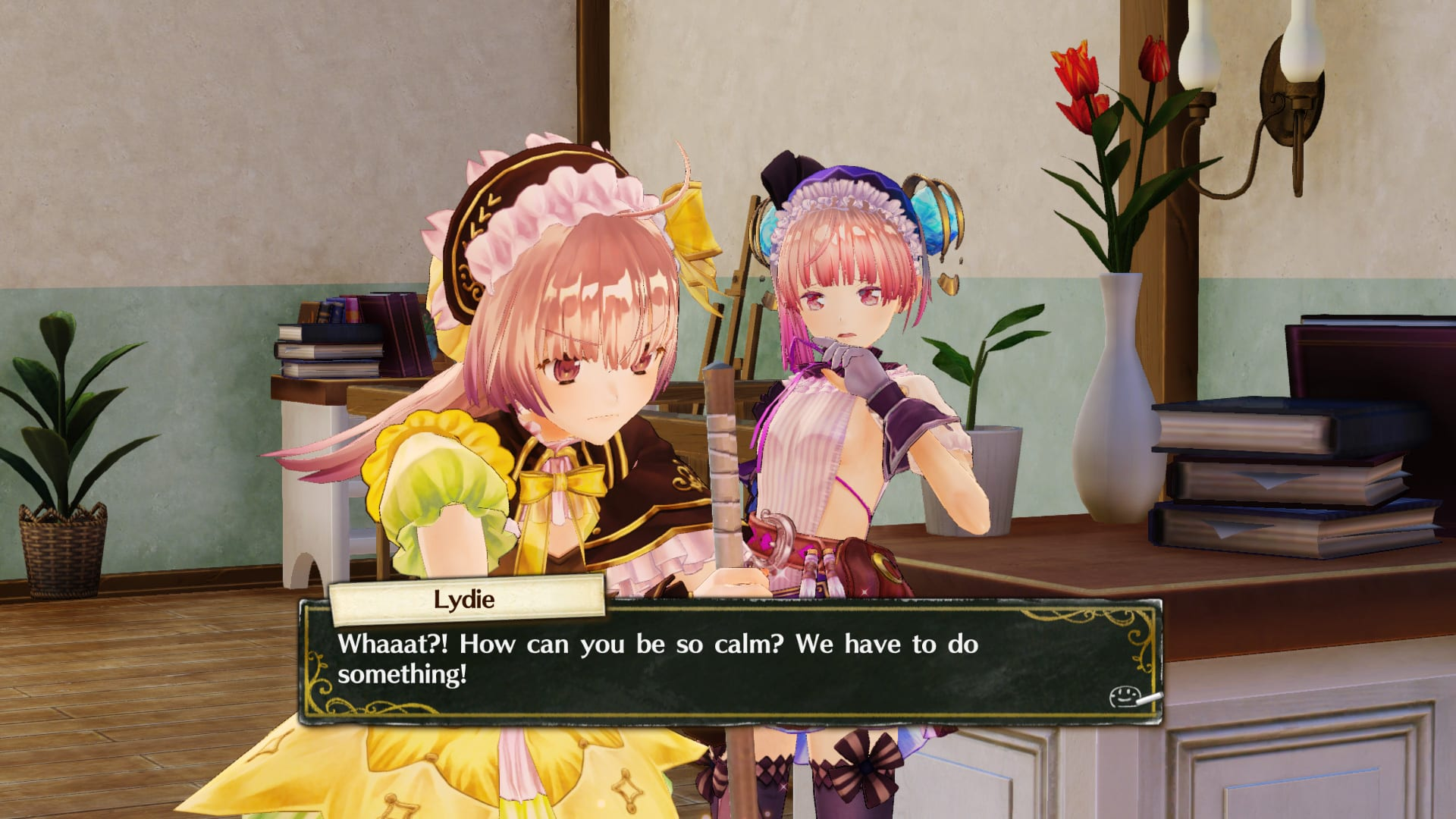 Atelier Lydie and Suelle screenshot