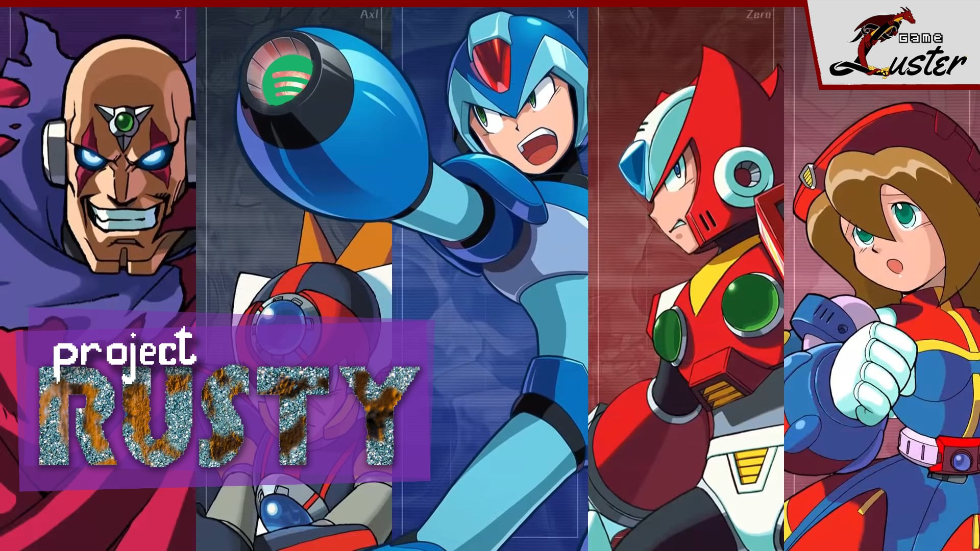 Project Rusty Mega Man X