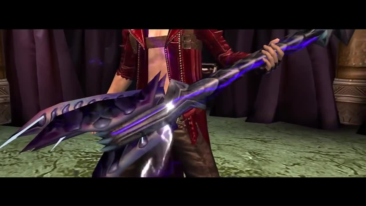Devil May Cry Nevan