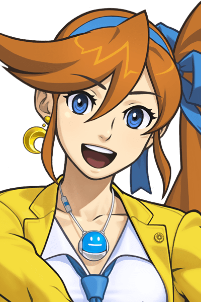 Ace Attorney Athena Cykes