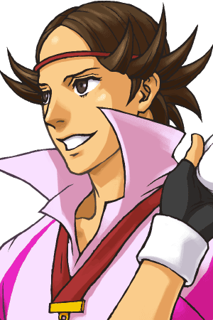 Ace Attorney Portsman