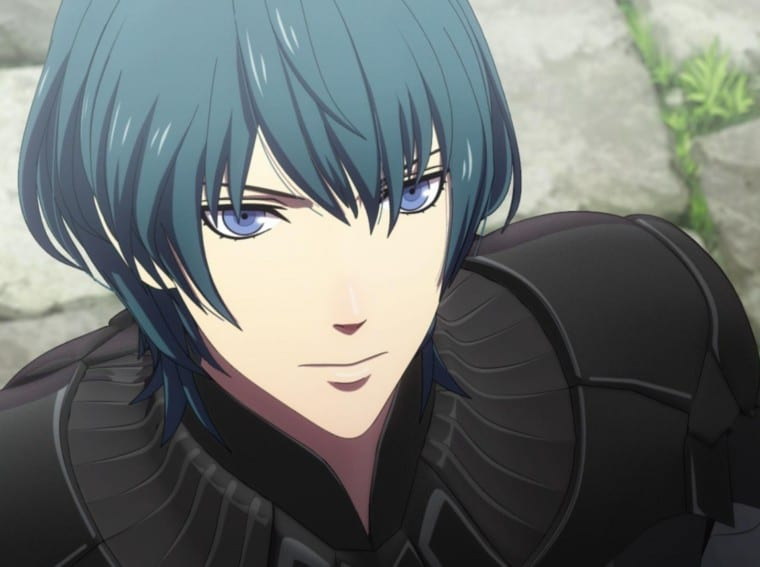 Fire Emblem Three Houses Byleth