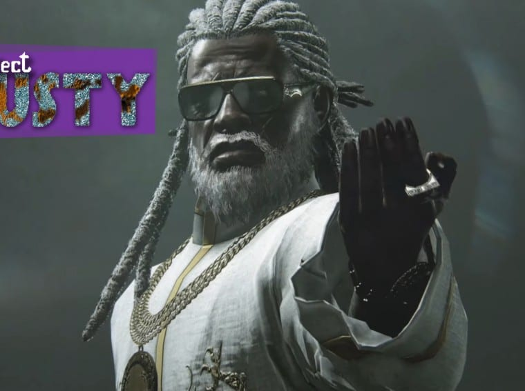 Project Rusty Tekken 7 Leroy