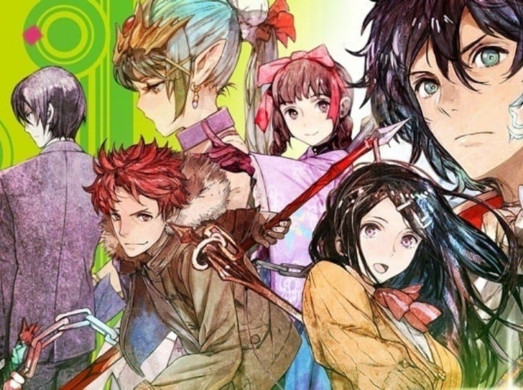 Tokyo Mirage Sessions FE Encore