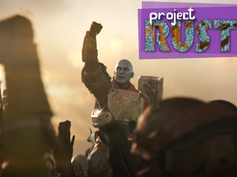 Project Rusty Destiny 2