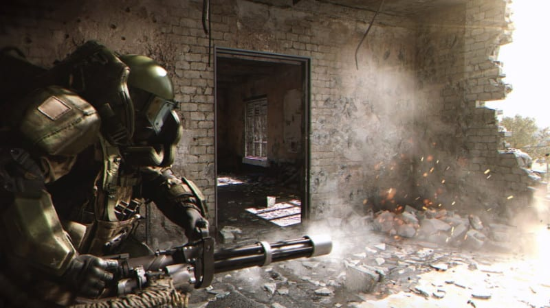 Call Of Duty: Warzone Update Introduces New Weapons, including the 725 shotgun.