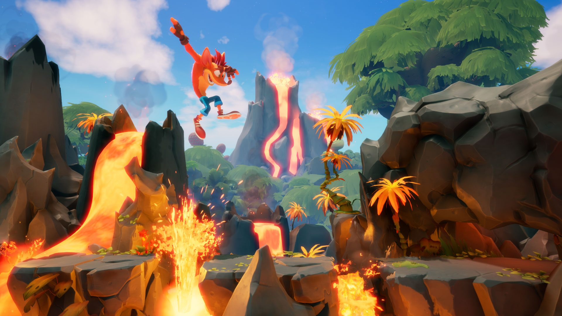 Crash Bandicoot 4: It's About Time.