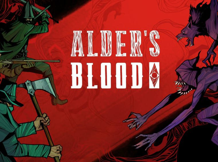 Alder's Blood Cover