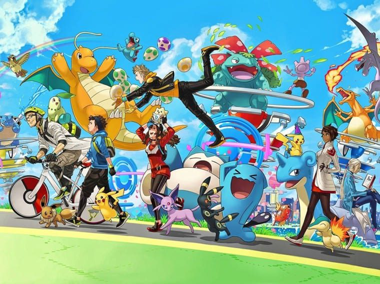Pokemon Go Announce New Today View Feature During Covid-19 Pandemic.