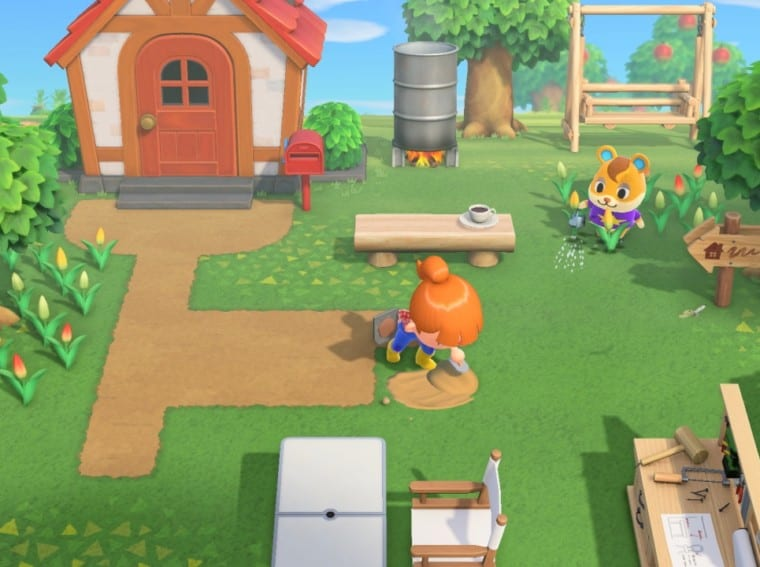 Animal Crossing New Horizons April Patch