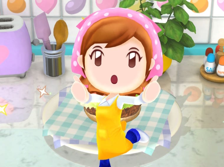 Cooking Mama Cookstar 2