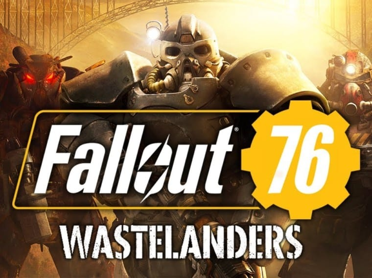 FO76 Title Card