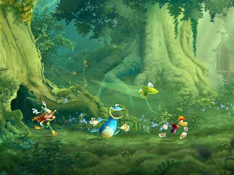 raymanlegends screenshot lushjungle gc 160462