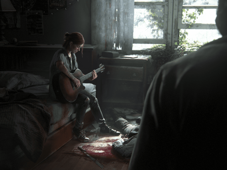 The Last Of Us File Size Set To Hit 100GB On PS4