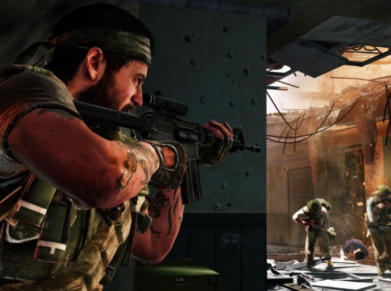 Next Call Of Duty Title Could Be Set In Vietnam.